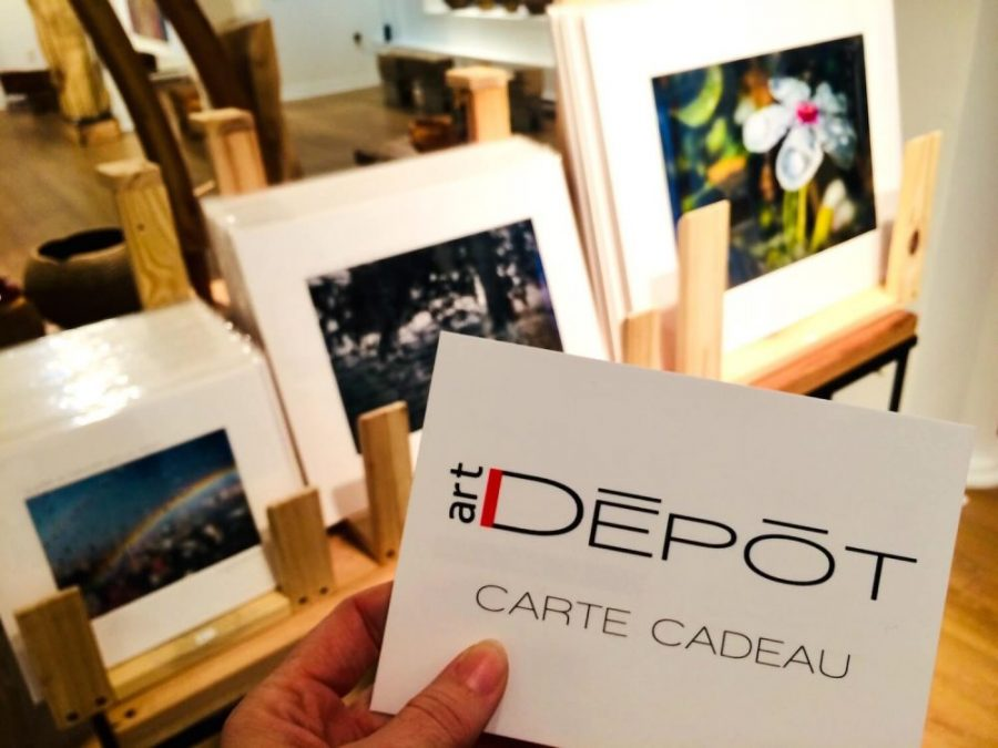 Nouveau point de vente : Galerie Art Dépôt